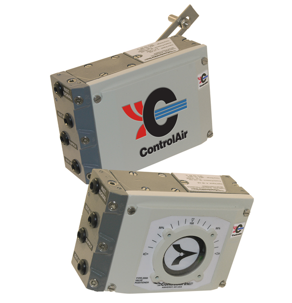 Type 2000: Pneumatic & Electro-Pneumatic Positioners