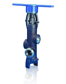 Clampseal 3-Way Diverter Valves