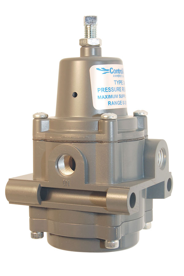 Type 330/340: Instrument Air Filter Regulator & Regulator Series