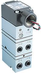 Type 550X: Miniature I/P, E/P Transducer