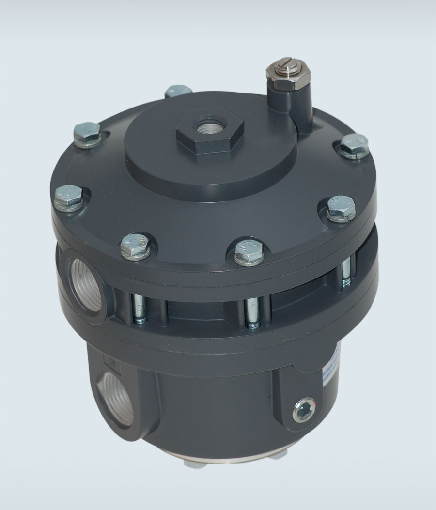 Type 6500/6600: Large Flow Capacity Volume Boosters