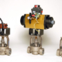 Camseal group shot of valves